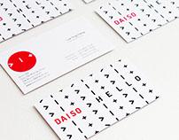Daiso VI design: 100¥ for more