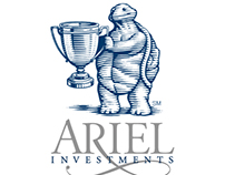Ariel Investments Corporate Logo by Steven Noble