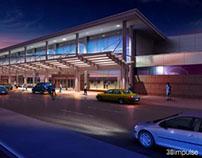 Illustration: San Antonio Airport