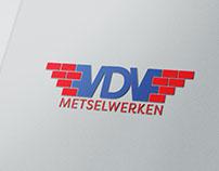 Logo VDV Metselwerken