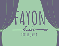 FAYON (Rebranding)