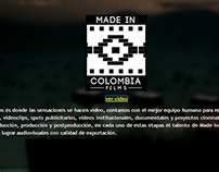 Made in Colombia Flims