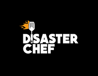 Disaster Chef - Diseño Logo