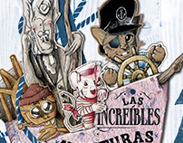 ~ Las increíbles aventuras del Capitán Ordenes ~