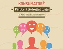 World Consumer Day (Dita Botërore e Konsumatorit)