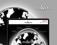 Web design for One&Only