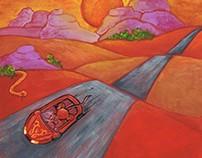 woestijnrace