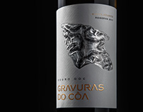 Gravuras do Côa | Wine Packaging Design