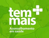 TEM MAIS - logo