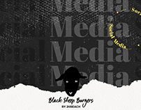 Social Media Marketing - Black Sheep Burgers