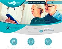 CARE - Serviços de Saúde
