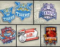 Various Illustrative Logos