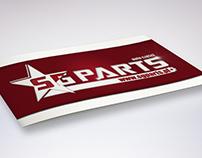 Logo - SG PARTS