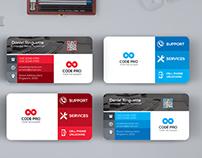 Mobile Repair Business Card Free