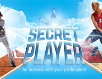 Secret Player App