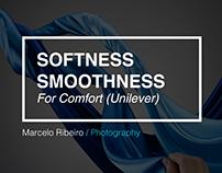 Softness and smoothness (Comfort/Unilever)