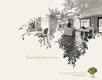 Real Estate Brochure Design Concept