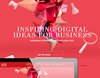 WEB / CDI-Interactive // Diseño UX / UI
