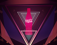 Coca Cola Collector Fair 2015 Animation