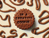 I'm a creative cookie- University project
