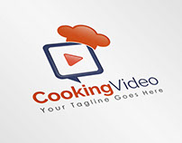 Cooking Video | Logo Template