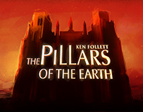 Pillars of The Earth - Title Seqence