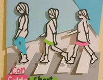 Falda short o pantalón