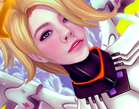 Fan art Mercy