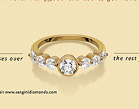Diamond & Jewellery Ads