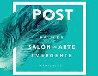 POST - Primer Salón de Arte Emergente UCM
