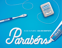 Dia do dentista | Oral-B