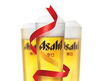 "Promotion of beer in restaurants ""TANUKI"""