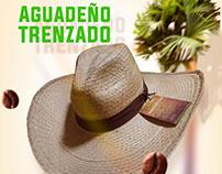 Promoción de sombreros Aguadeños