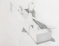Gesto and FBAUP drawings