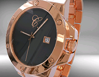 Checksix 3D Watch Renders (3 colors)