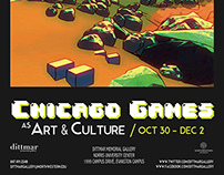 Chicago Games as Art and Culture