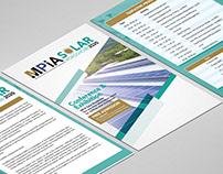 Malaysian Photovoltaic Industry Association Design