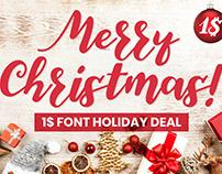 Elegant Roughness Typeface - Just 1$