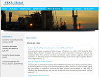 Start Global Energy Website