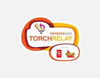 Toronto 2015 Torch Relay