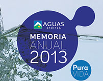 Memoria Anual Aguas Andinas 2013
