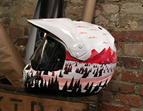 Honda Helmet Video