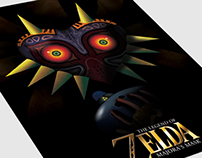 Prelude to Majora's Mask Poster