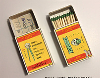Philistine Matchboxes