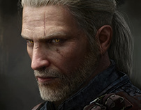Witcher 3 portraits
