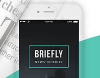Briefly - news in brief. News app for South Africa