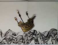The Adventures of the Mechanical Galleon