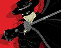 Zorro, The Masked Blade