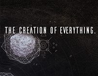 The Creation of Everything - An history and a graphic