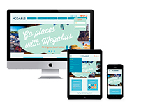 MegaBus Digital Redesign